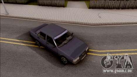 Tofas Sahin pour GTA San Andreas vue de droite
