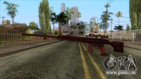 PSG1 Sniper Rifle pour GTA San Andreas