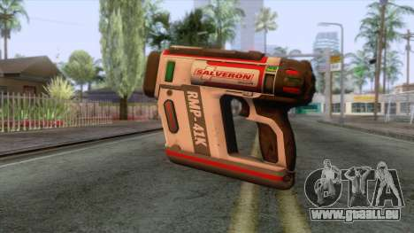 Evolve - Medic Gun für GTA San Andreas zweiten Screenshot