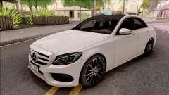 Mercedes-Benz C250 AMG Line v1 für GTA San Andreas