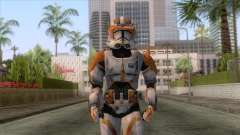 Star Wars JKA - Commander Cody Skin pour GTA San Andreas