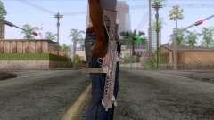 MP5 Swordfish SMG pour GTA San Andreas