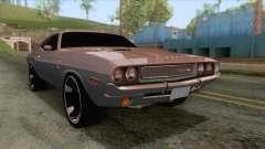 Dodge Challenger 426 Hemi 1970