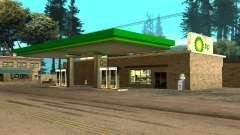 BP Gas Station pour GTA San Andreas