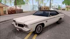 Oldsmobile Delta 88 1973 IVF für GTA San Andreas