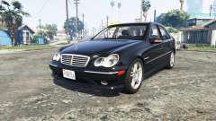 Mercedes-Benz C32 AMG (W203) 2004 [add-on] pour GTA 5