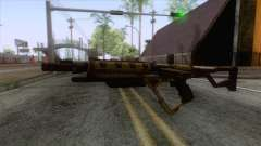 Evolve - Submachine Gun für GTA San Andreas