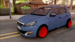 Peugeot 308 STANCE NATION