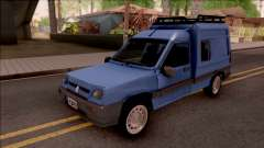 Renault Express pour GTA San Andreas