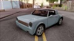 Comet Mini für GTA San Andreas