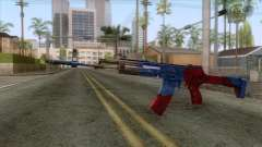 CrossFire AK-12 Assault Rifle v2 pour GTA San Andreas