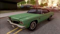 Oldsmobile Delta 88 1973 HQLM für GTA San Andreas