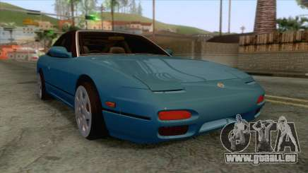 Nissan 240SX Stock FM7 für GTA San Andreas