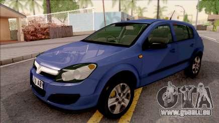Vauxhall Astra H für GTA San Andreas