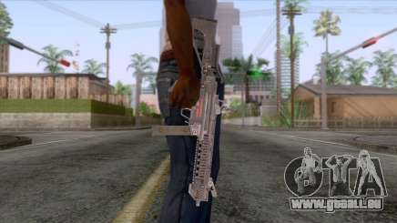 MP5 Swordfish SMG pour GTA San Andreas