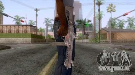 MP5 Swordfish SMG für GTA San Andreas