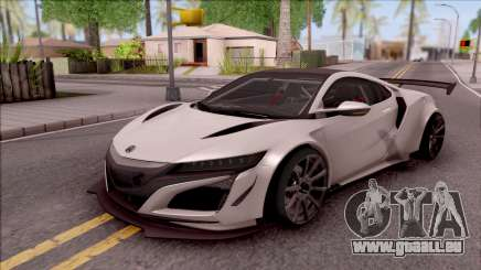 Acura NSX Forza Ediiton für GTA San Andreas