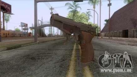 Seburo M5 Pistol für GTA San Andreas