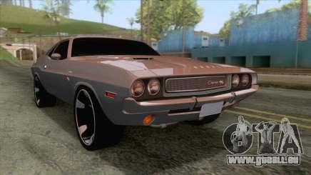 Dodge Challenger 426 Hemi 1970 pour GTA San Andreas