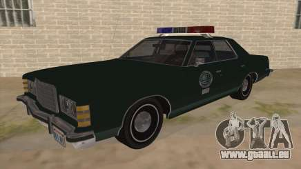 1975 Ford LTD Custom 500 DNREC pour GTA San Andreas