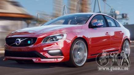 Volvo S60 Polestar 2106 pour GTA 5