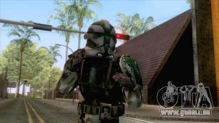 Star Wars JKA - Kashyyyk Clone Skin pour GTA San Andreas