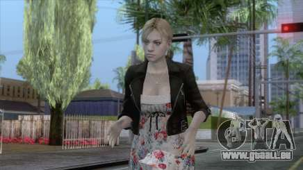 Jill Valentine Dress v1 pour GTA San Andreas