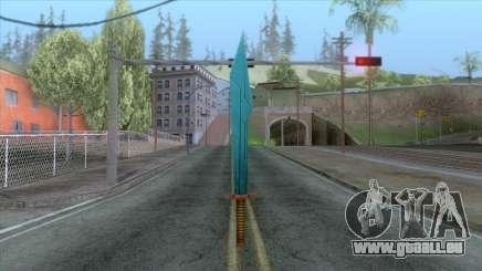 Marvel Future Fight - Sword Thor Raganarok für GTA San Andreas