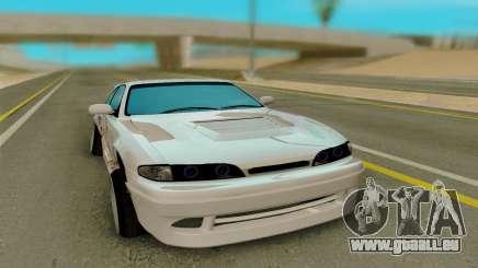 Nissan 200SX LS14 pour GTA San Andreas