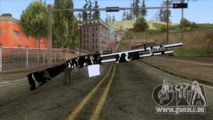 De Armas Cebras - Shotgun für GTA San Andreas