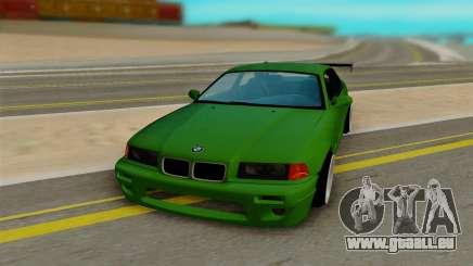 BMW E36 Coupe pour GTA San Andreas