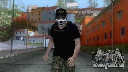 Skin De Sicario pour GTA San Andreas