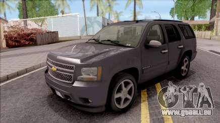 Chevrolet Tahoe LTZ 2008 IVF pour GTA San Andreas
