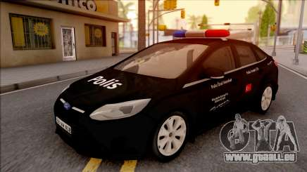 Ford Focus Special Operations Zivile Fahrzeuge für GTA San Andreas