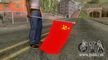 Flag of the Soviet Union pour GTA San Andreas