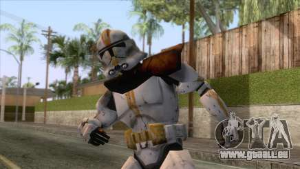 Star Wars JKA - Felucia Clone Skin pour GTA San Andreas
