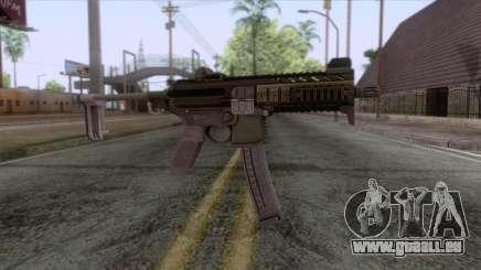 Battlefield 4 - MPX für GTA San Andreas
