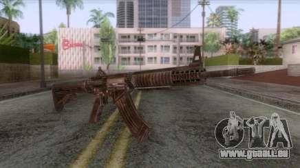 NSR47 Assault Carbine für GTA San Andreas