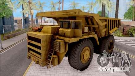 BELAZ-75214 HQLM für GTA San Andreas