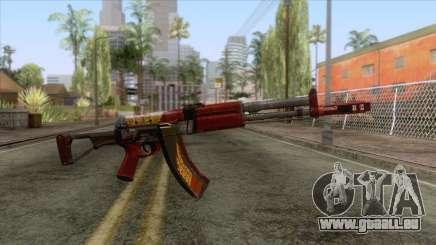 Counter-Strike Online 2 AEK-971 v2 für GTA San Andreas