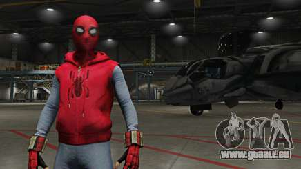 Spider-Man Home-Made Suit für GTA 5