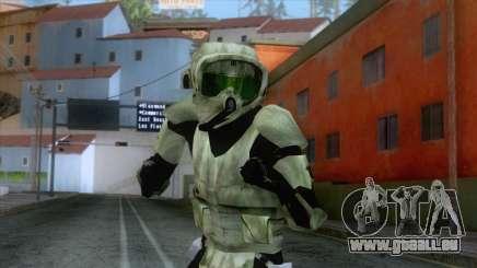 Star Wars JKA - Kashyyyk Clone Skin 2 pour GTA San Andreas