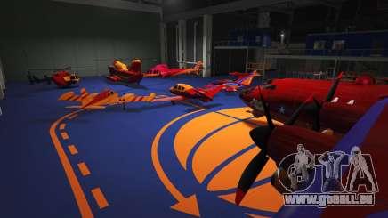 Hangars in SP 1.1 für GTA 5