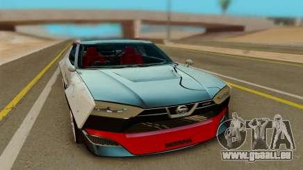 Nissan Nismo IDX für GTA San Andreas