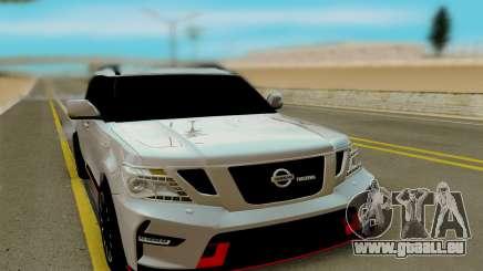 Nissan Patrol Nismo für GTA San Andreas