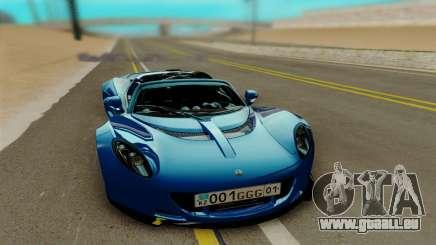 Hennessey Venom GT pour GTA San Andreas
