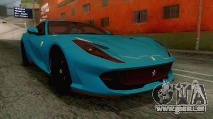 Ferrari 812 Superfast 2017 v1 für GTA San Andreas