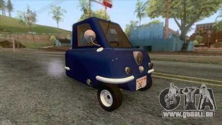 Peel P50 2011 für GTA San Andreas