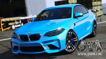 BMW M2 2016 pour GTA 5