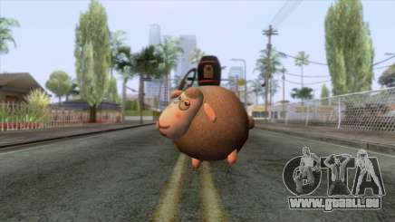 Sheep Grenade für GTA San Andreas